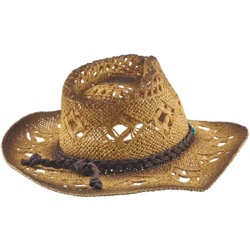 O'Rageous Women's Cowboy Hat with Bead Trim - view number 1