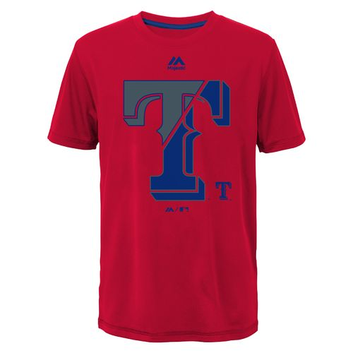 MLB Boys' Texas Rangers Split Series Ultra T-shirt