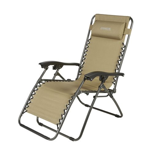 Lounge chair outdoor medici outdoor chair outdoor for Anti gravity chaise