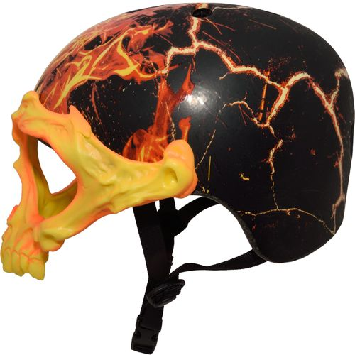 Krash Boys' Inferno Skull Mask Helmet - view number 2