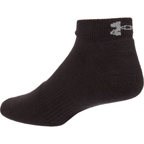 Under Armour Men's Charged Cotton 2.0 Quarter Socks - view number 2