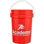 Academy Sports + Outdoors 6-Gallon Bucket - view number 1