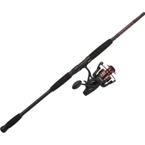 Display product reviews for PENN® Fierce® II Live Liner 9' MH Spinning Rod and Reel Combo