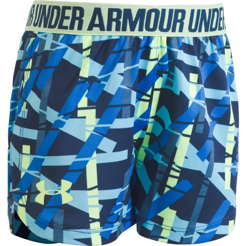 Under Armour Girls' Shifting Ladders Play Up Short