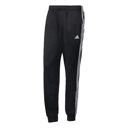 adidas Men's 3-Stripes Tapered Tricot Pant