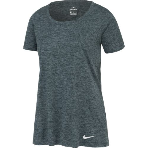 Nike Women's Dry Legend Short Sleeve Top - view number 3