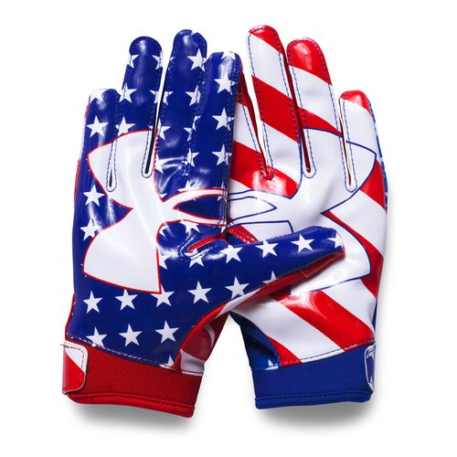 Under Armour Boys' F5 Limited Edition Football Gloves - view number 2