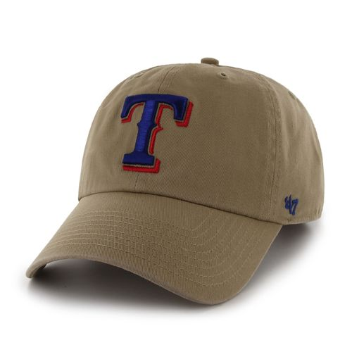 '47 Texas Rangers Clean Up Cap