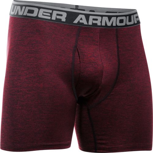 Under Armour Men's Original Series Twist Boxerjock Boxer Brief