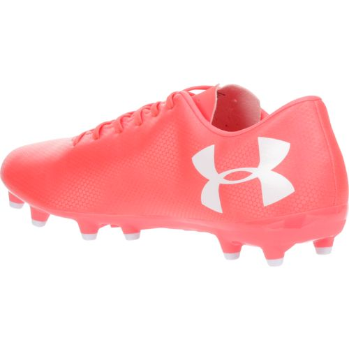 Under Armour Men's Force 3.0 Firm Ground Soccer Cleats - view number 3