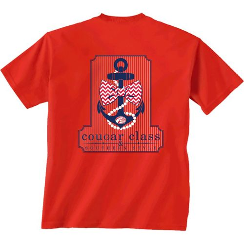 New World Graphics Boys' University of Houston Southern Anchor T-shirt