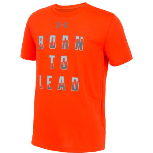 Under Armour Boys' Born To Lead Short Sleeve T-shirt - view number 2