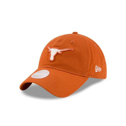 New Era Women's University of Texas Team Glisten 9TWENTY Cap - view number 1