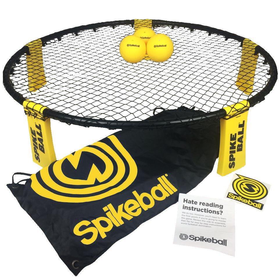 Display product reviews for Spikeball Combo Meal 3 Ball Set