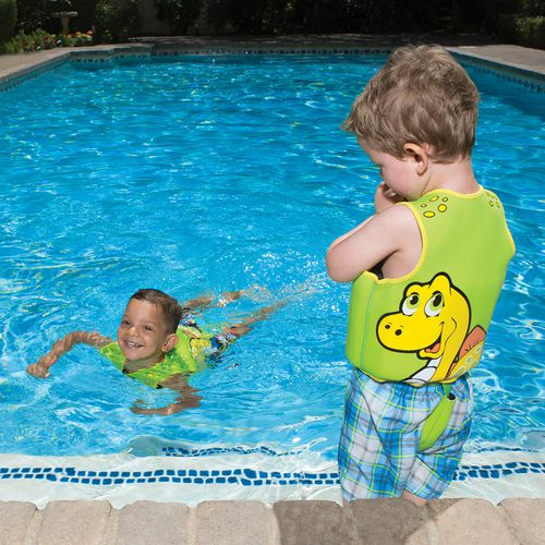 Poolmaster Youth Dino Swim Vest - view number 7