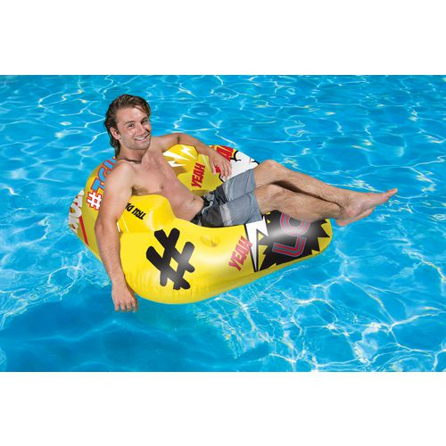 Poolmaster TGIF Inflatable Lounge Chair - view number 2