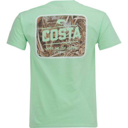 Costa Del Mar Men's Country Camo Short Sleeve T-shirt - view number 1