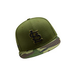 New Era Men's St. Louis Cardinals SE17 Memorial Day 59FIFTY Cap - view number 9