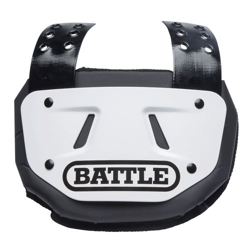 Battle Adults' Football Back Plate