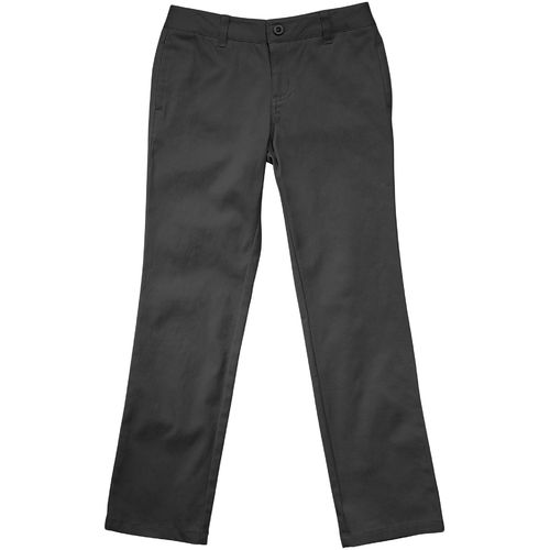 French Toast Girls' Straight Leg Twill Uniform Pant