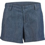 BCG Women's Roughin' It Chambray Shorty Short - view number 1