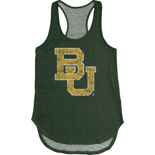 Blue 84 Women's Baylor University Nala Premium Terry Tank Top