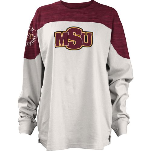 Three Squared Juniors' Midwestern State University Cannondale Long Sleeve T-shirt