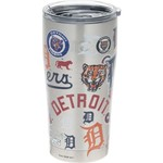 Tervis Detroit Tigers 20 oz All Over Stainless-Steel Tumbler - view number 1