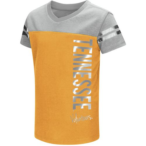 Colosseum Athletics Toddlers' University of Tennessee Cricket T-shirt