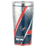 Tervis Houston Texans 20 oz Stainless-Steel Tumbler - view number 2