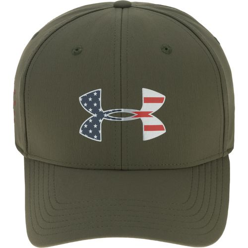 Under Armour Men's Freedom Low-Crown Cap