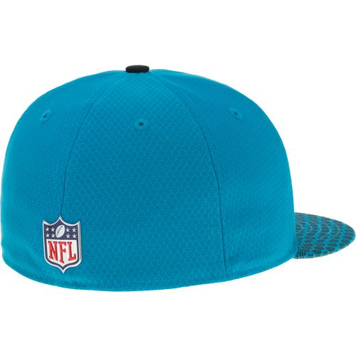 New Era Men's Carolina Panthers Onfield Sideline '17 59FIFTY Cap - view number 2