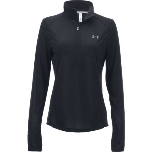 Display product reviews for Under Armour Women's Threadborne Siro 1/2 Zip Training Top