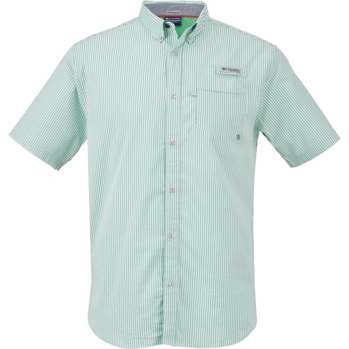 Columbia Sportswear Men's Super Harborside Woven Short Sleeve Shirt
