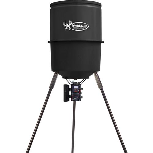 Wildgame Innovations 275-lb Poly Barrel Feeder - view number 1