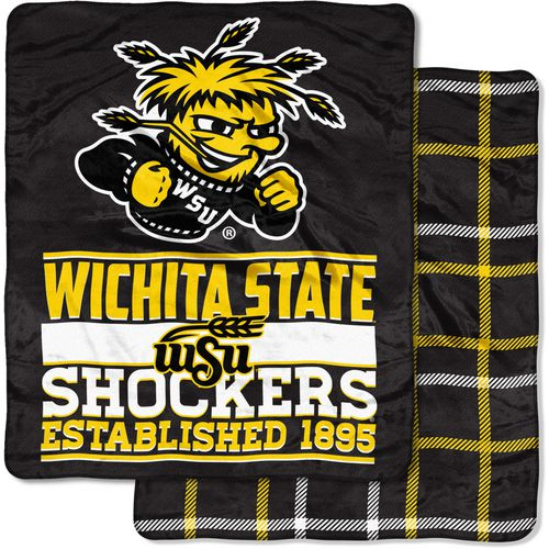 The Northwest Company Wichita State University 60 in x 70 in Cloud Throw Blanket