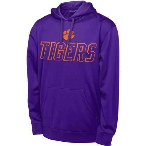 Champion Men's Clemson University T-Formation Hoodie