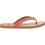 O'Rageous Women's Belted Pom Thong Sandals - view number 1