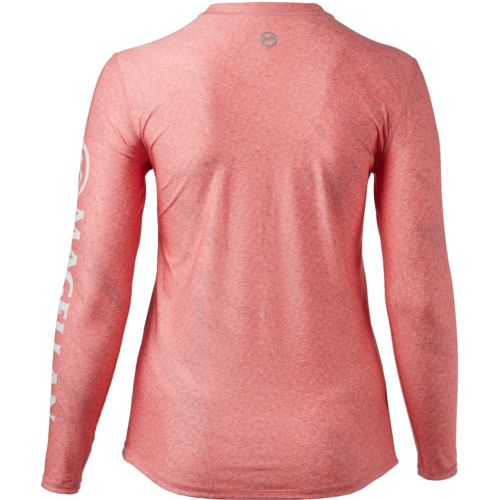 Magellan Outdoors Women's Realtree Fishing CoolCore Reversible Long Sleeve Top - view number 4
