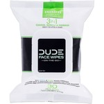 DUDE Energize 3-in-1 Face Wipes 30-Pack - view number 1