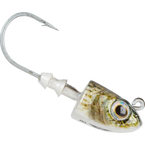 H2O Audio Saltwater Rattling Jig Heads 5-Pack