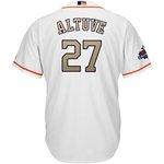 Houston Astros Gold Gear