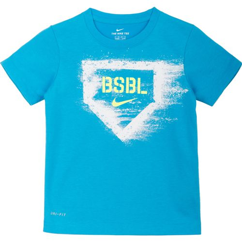 Nike Toddler Boys' Baseball Chalk T-shirt