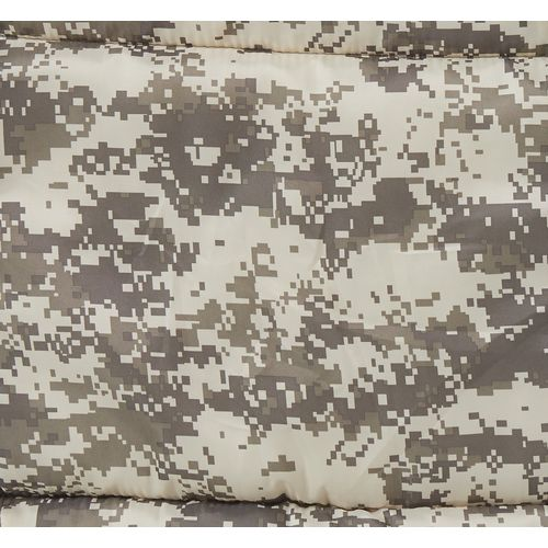Magellan Outdoors Youth Digital Camo 45 Degrees F Sleeping Bag with Pillow - view number 2