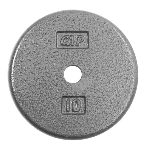 Display product reviews for CAP Barbell 10 lb. Standard Plate