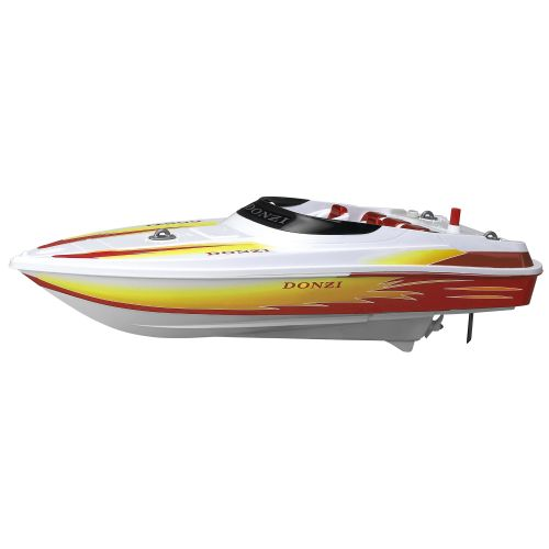 Image for New Bright Donzi Speed Boat RC Watercraft from Academy