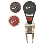 Nike CVX® Ball Mark Repair Tool with Ball Markers