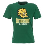 Colosseum Athletics Men's Southeastern Louisiana University Backfield Short Sleeve T-shirt