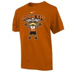 Nike Boys' University of Texas Mascot T-shirt