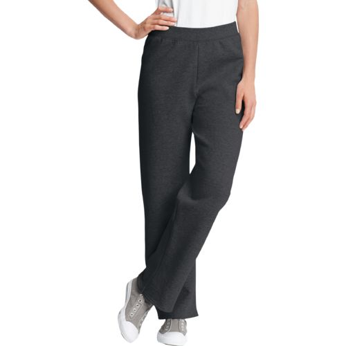 Image for Hanes Women's Cotton Rich Fleece Pant from Academy